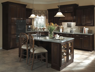 Kitchen Cabinets Espresso Finish jdssupply: sedonaarmstrong cabinets
