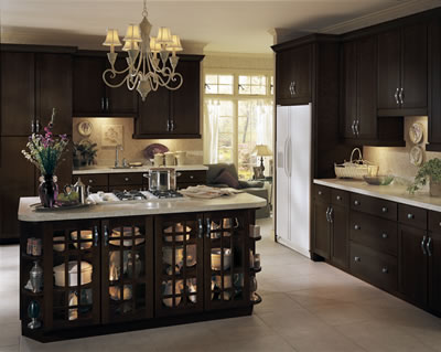 Kitchen Cabinets Espresso Finish jdssupply: rutledgearmstrong cabinets