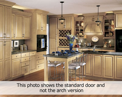... Throughout Kitchen Cabinets Finishes
