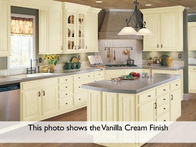 vanilla cream kitchen cabinets jdssupply hampton by armstrong cabinets 27911
