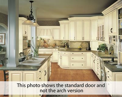 Jdssupply Com Waverly Arch By Armstrong Cabinets