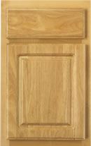 Sample Door Panel Of The Armstrong Cabinet Style Coronet With The Honey  Finish