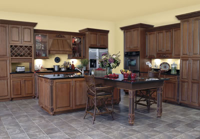 JdsSupply.com: LaCerise Arch by Armstrong Cabinets