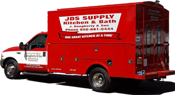 JDS Supply Truck